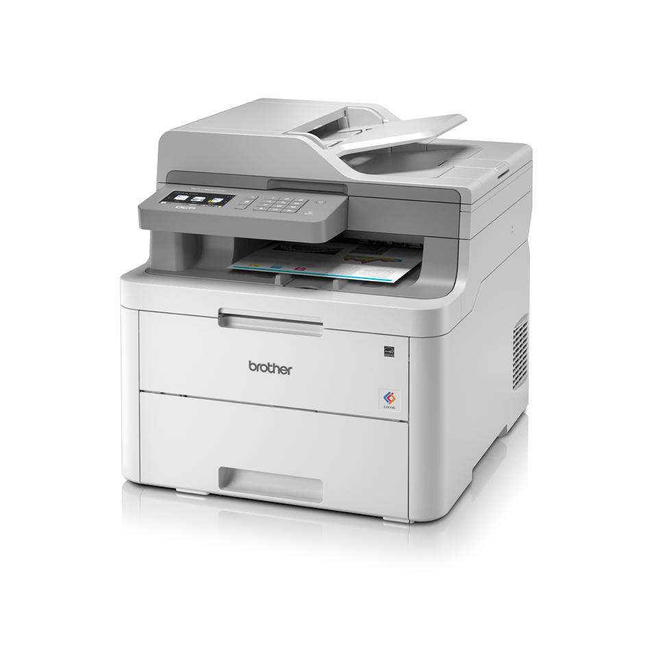 DCP-L3550CDW Colour Wireless LED 3-in-1 Printer  2