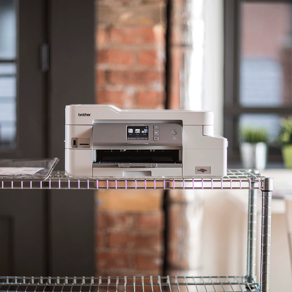 DCP-J1100DW Wireless 3-in-1 Colour Inkjet Printer All In Box 4