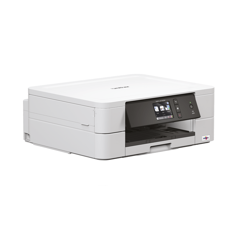 Wireless 3-in-1 colour inkjet printer DCP-J774DW 2
