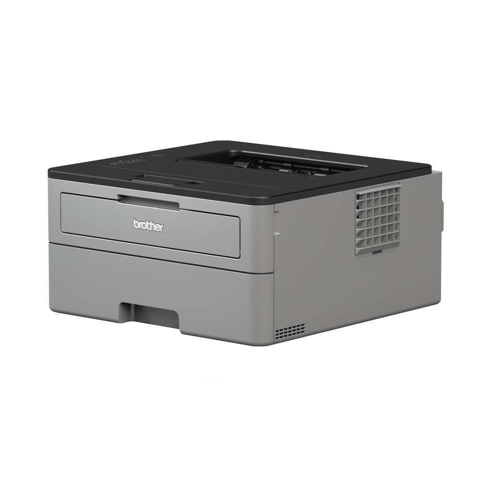 Compact Mono Laser Printer - Brother HL-L2310D  0