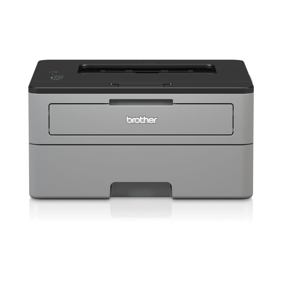 Compact Mono Laser Printer - Brother HL-L2310D  1