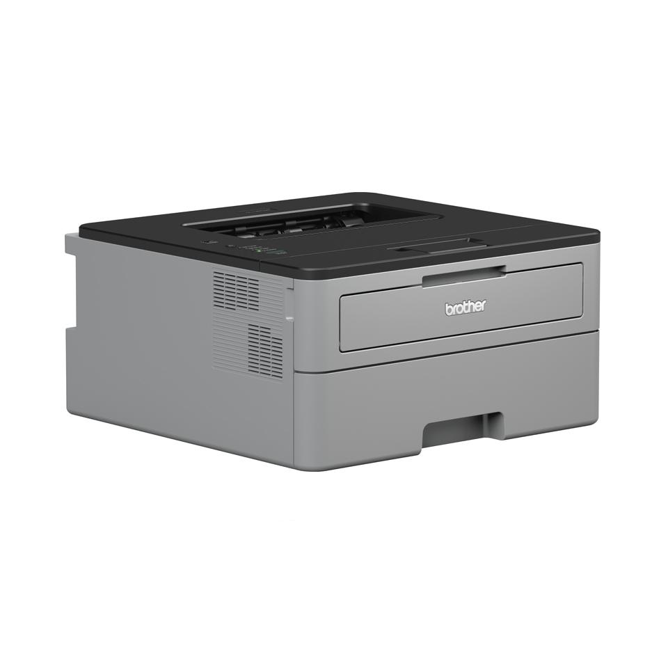 Compact Mono Laser Printer - Brother HL-L2310D  3