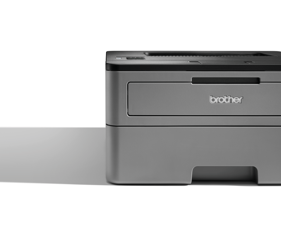 Compact, Wireless Mono Laser Printer - Brother HL-L2350DW 3