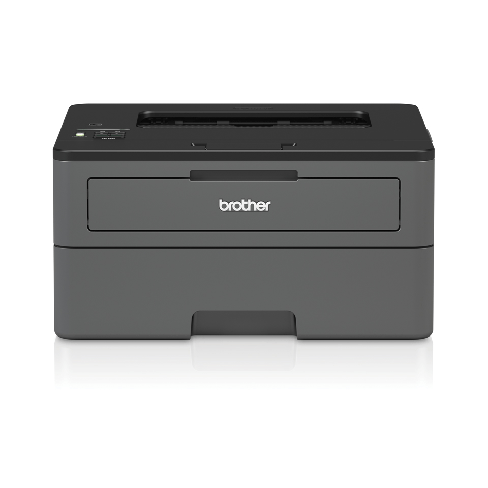 Compact Network Mono Laser Printer - Brother HL-L2370DN 2