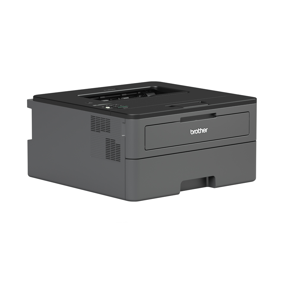Compact Network Mono Laser Printer - Brother HL-L2370DN 3