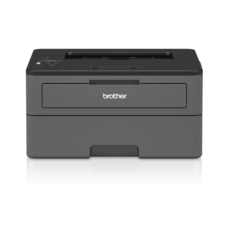 Compact Wireless Mono Laser Printer - Brother HL-L2375DW 2
