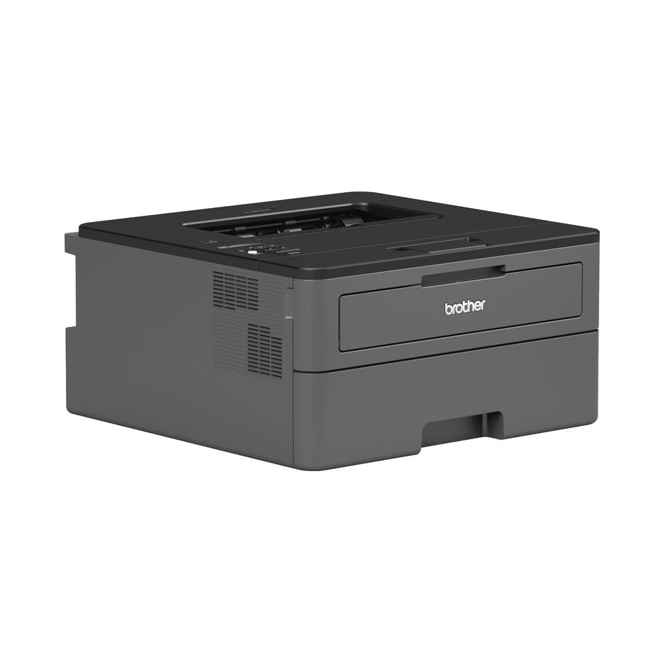 Compact Wireless Mono Laser Printer - Brother HL-L2375DW 3