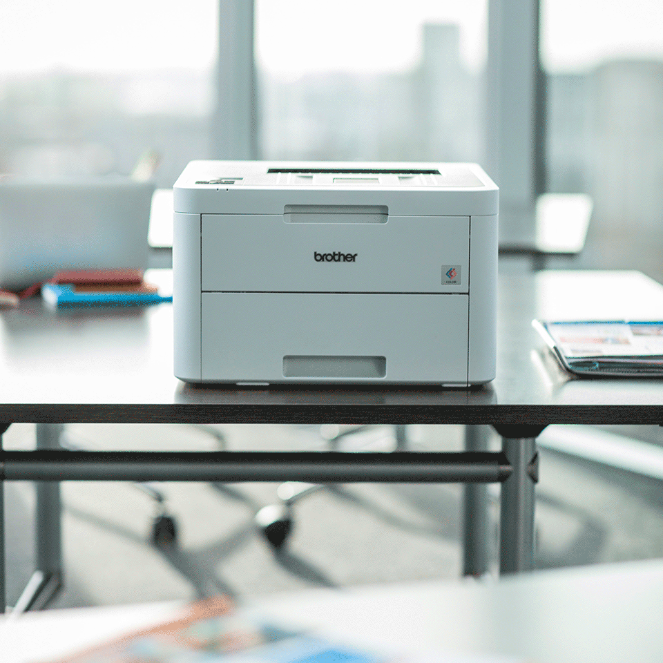 HL-L3230CDW Colour Wireless LED Printer 4