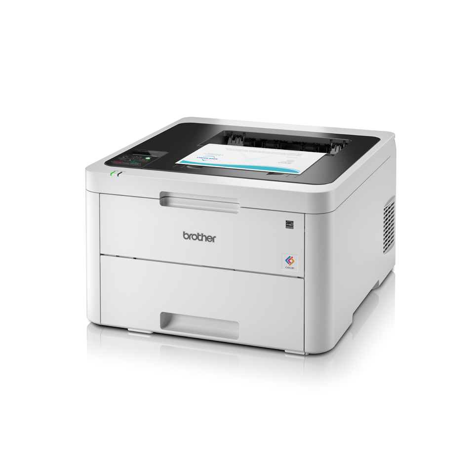 HL-L3230CDW Colour Wireless LED Printer 2