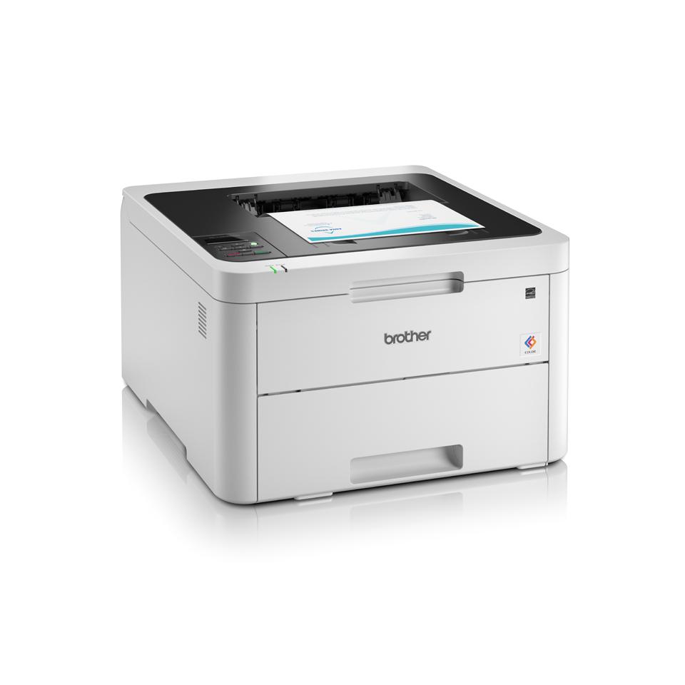 HL-L3230CDW Colour Wireless LED Printer 2