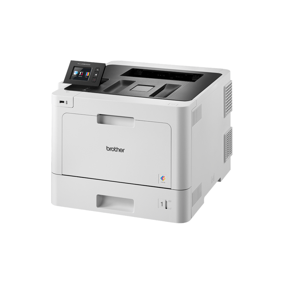 Brother HL-L8360CDW Colour Laser + Duplex and Wireless 1