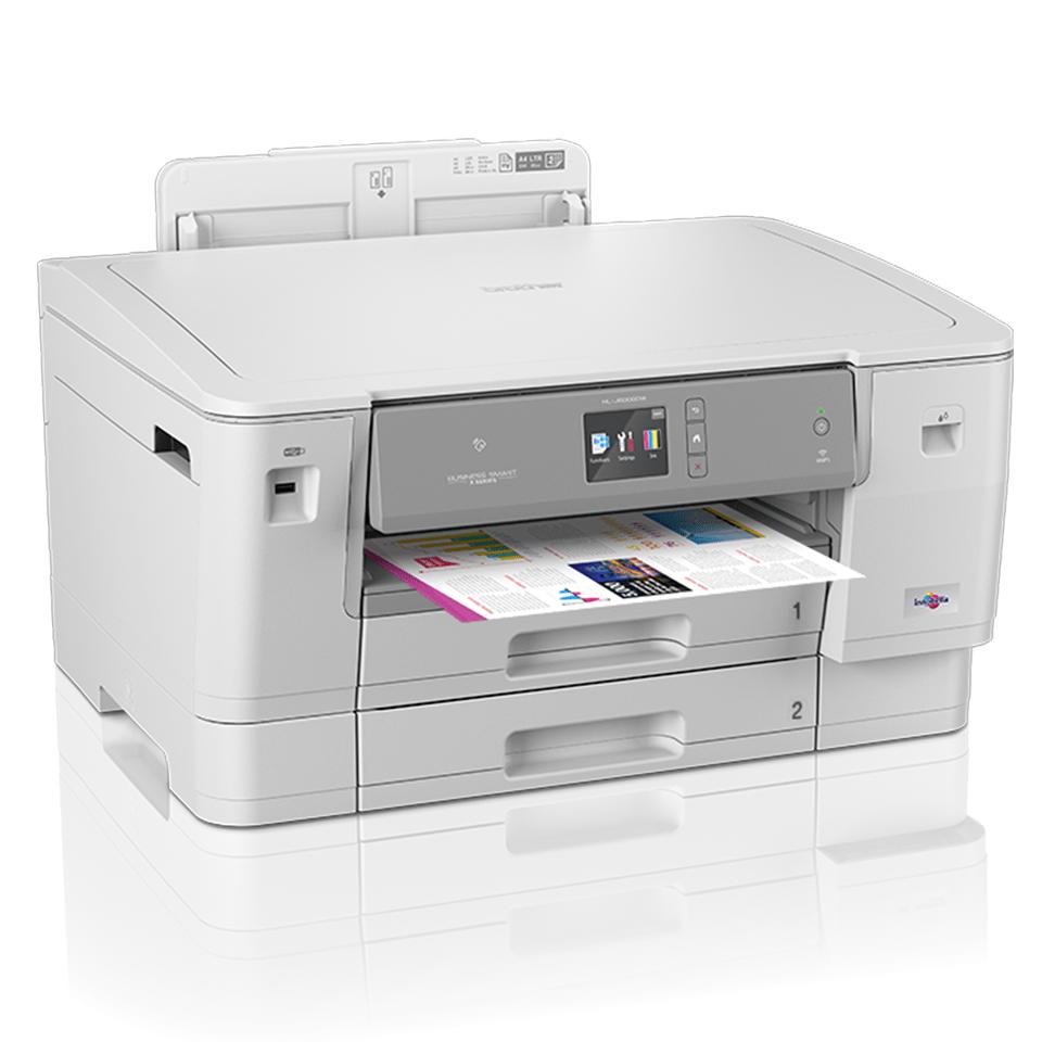 HL-J6000DW Colour Wireless A3 Inkjet Printer 2