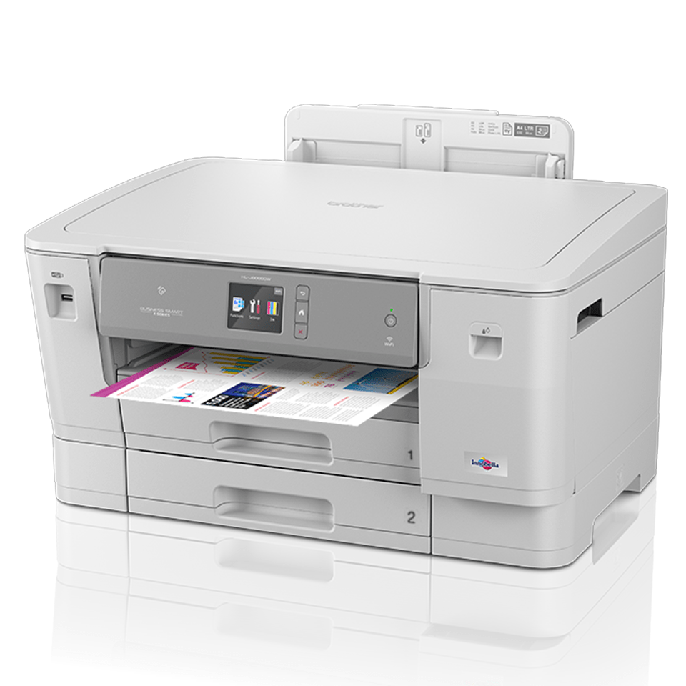 HL-J6000DW Colour Wireless A3 Inkjet Printer 3