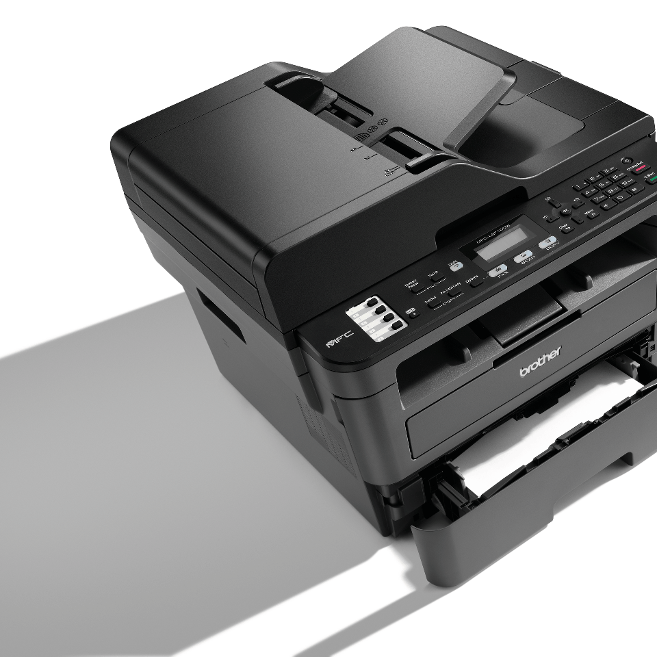 Compact Wireless 4-in-1 Mono Laser Printer - Brother MFC-L2710DW 6