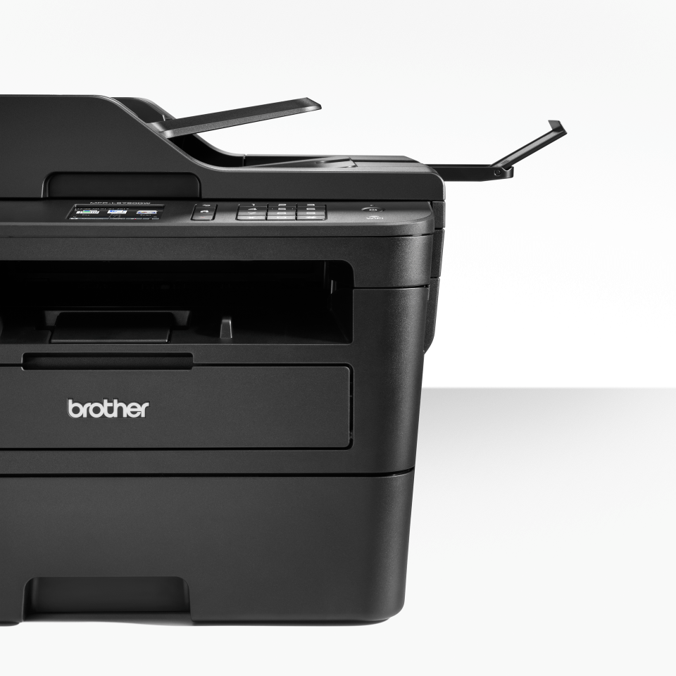 Compact Wireless & Network 4-in-1 Mono Laser Printer - Brother MFC-L2750DW  6