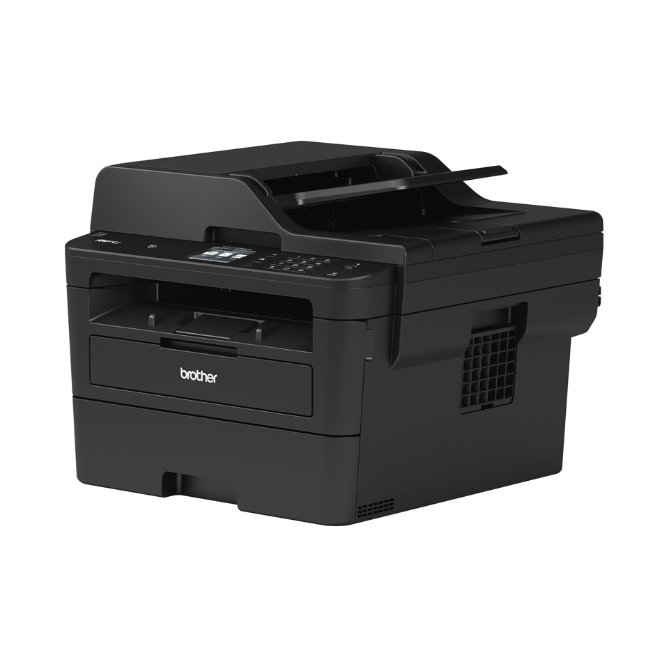 Compact Wireless & Network 4-in-1 Mono Laser Printer - Brother MFC-L2750DW  2