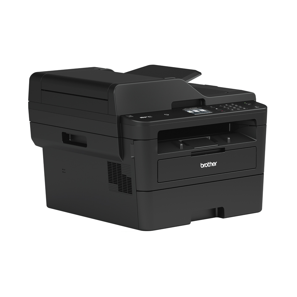 Compact Wireless & Network 4-in-1 Mono Laser Printer - Brother MFC-L2750DW  3