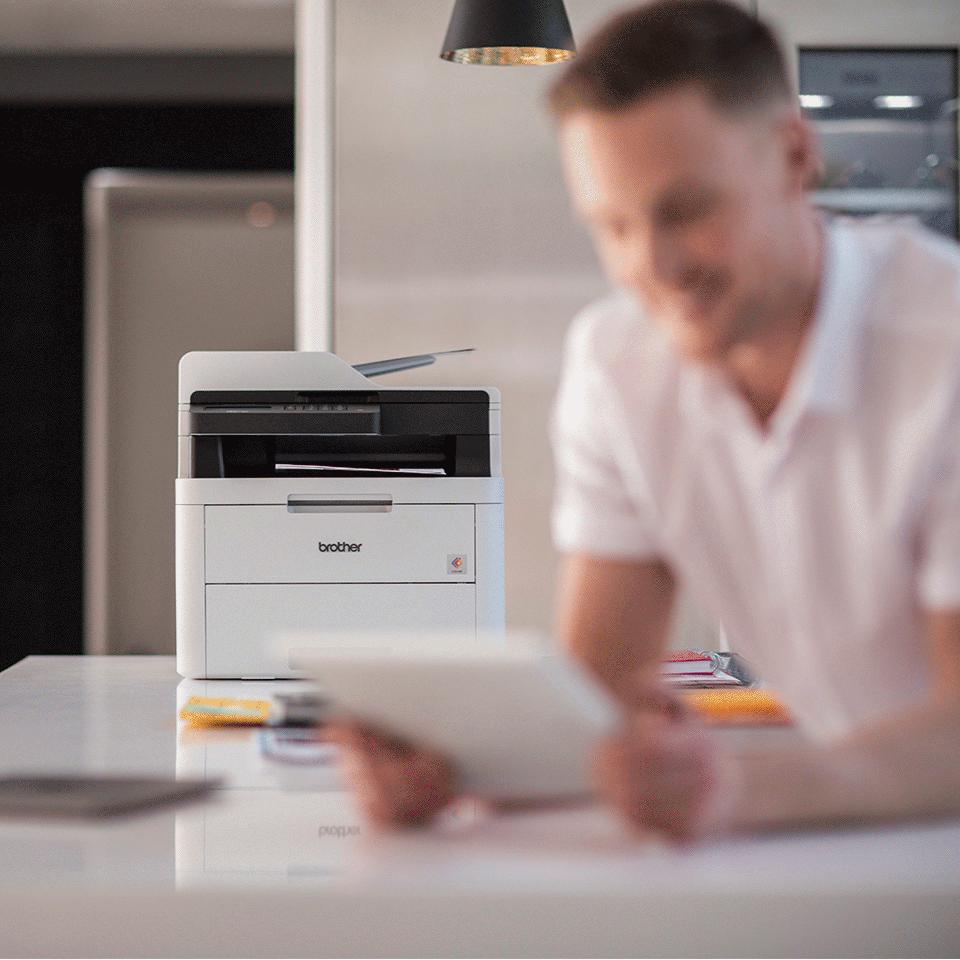 MFC-L3710CW Colour Wireless LED 4-in-1 Printer 5