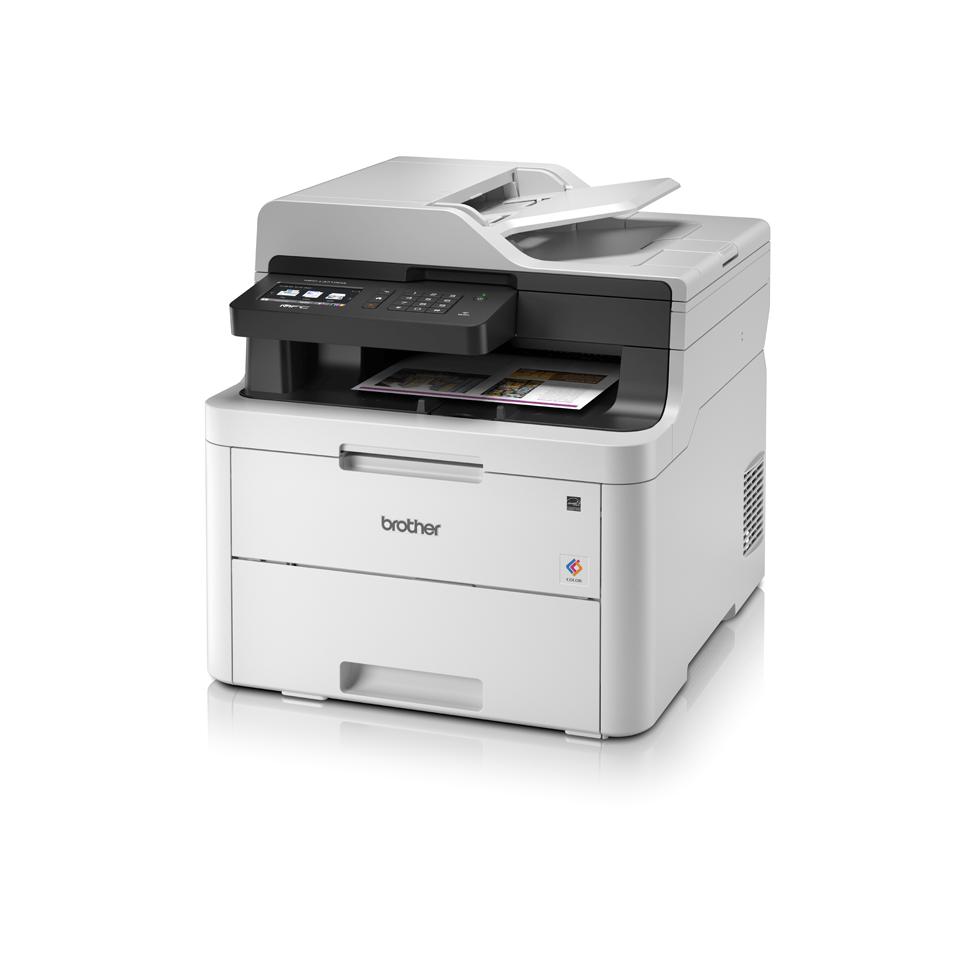 MFC-L3710CW Colour Wireless LED 4-in-1 Printer 2