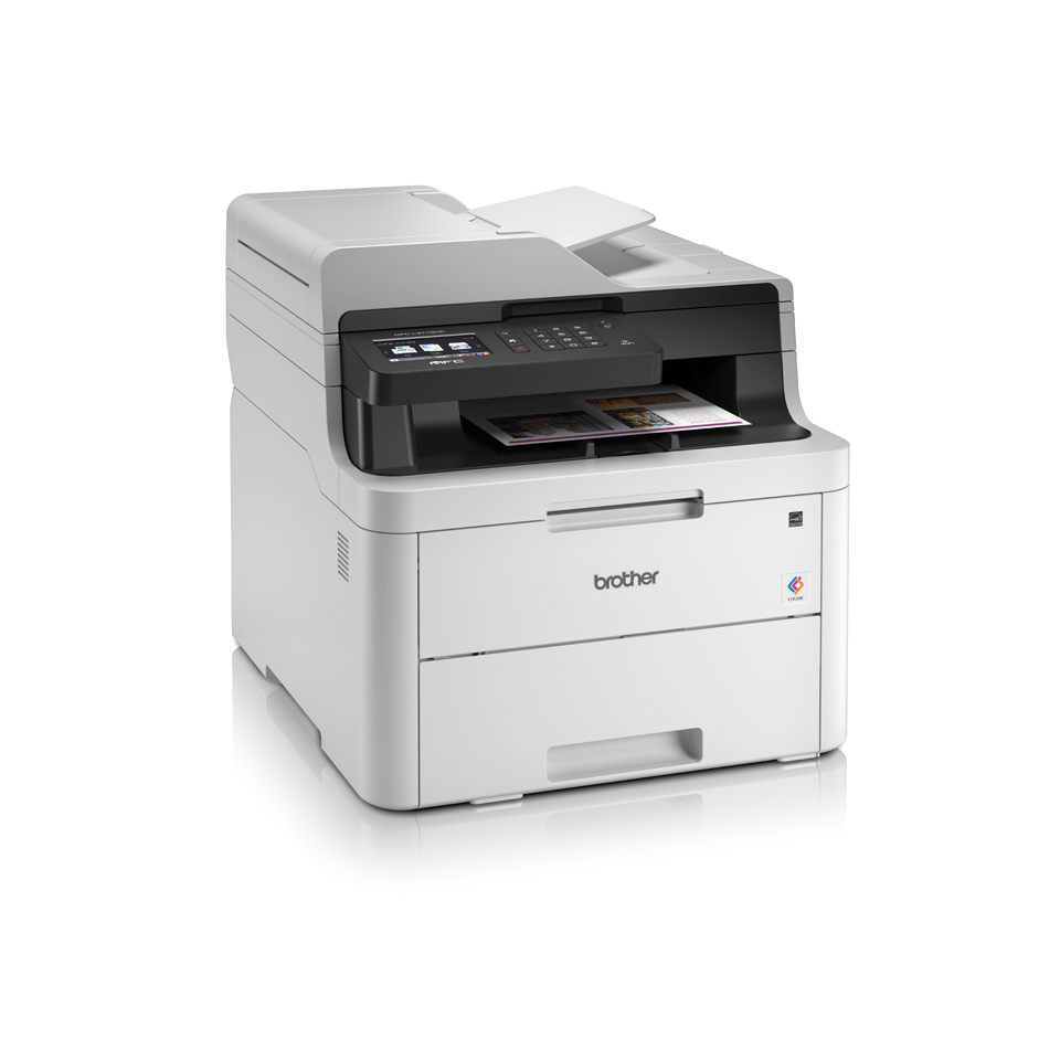 MFC-L3710CW Colour Wireless LED 4-in-1 Printer 3