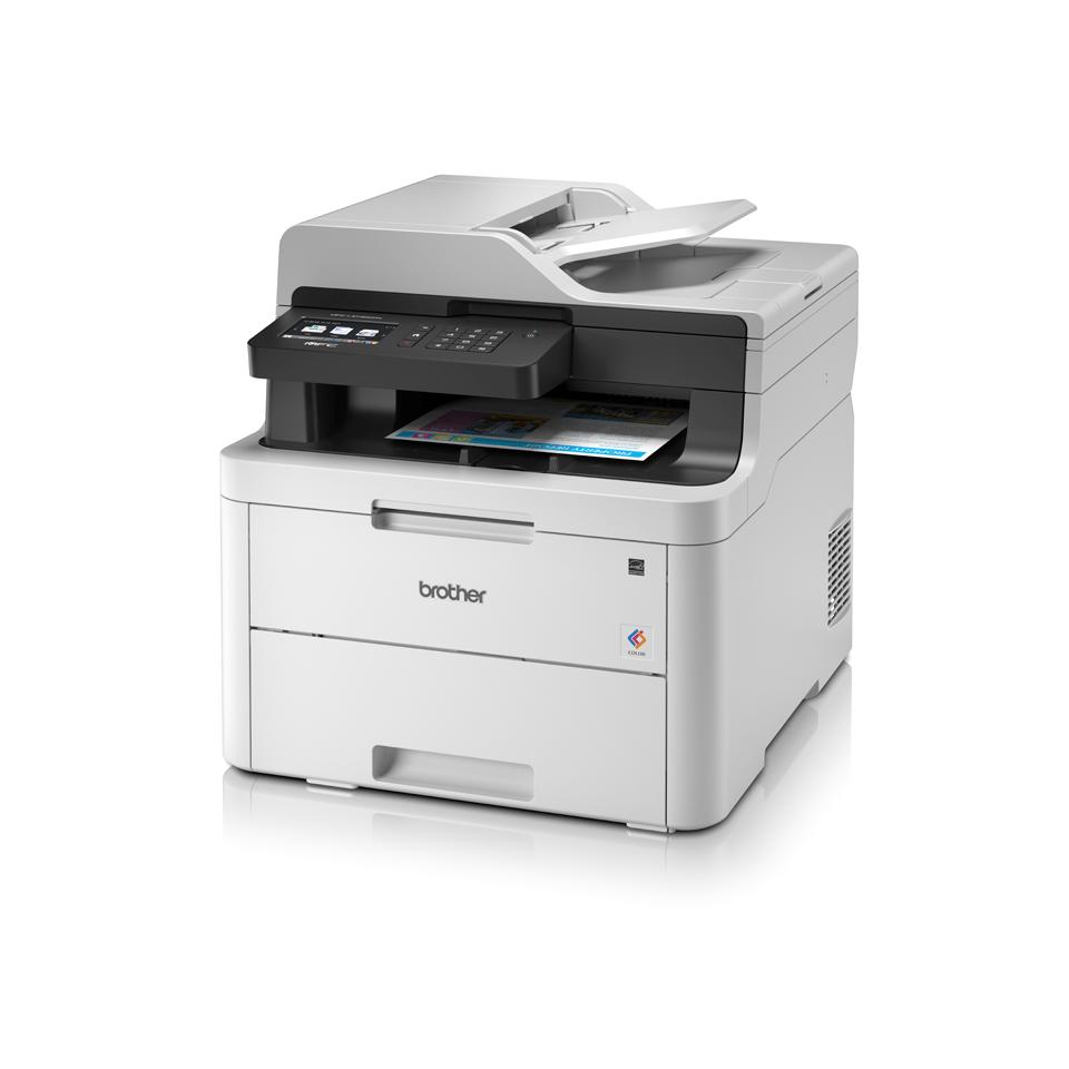 MFC-L3730CDN Colour Network LED 4-in-1 Printer 2