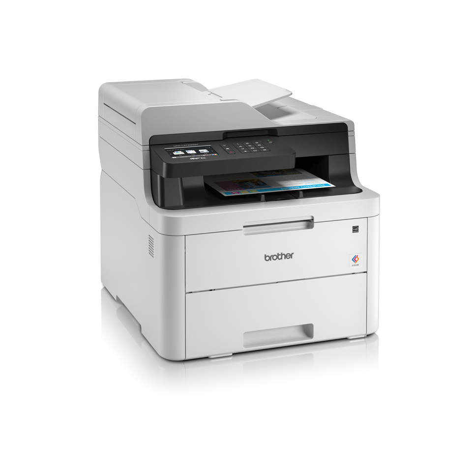 MFC-L3730CDN Colour Network LED 4-in-1 Printer 3