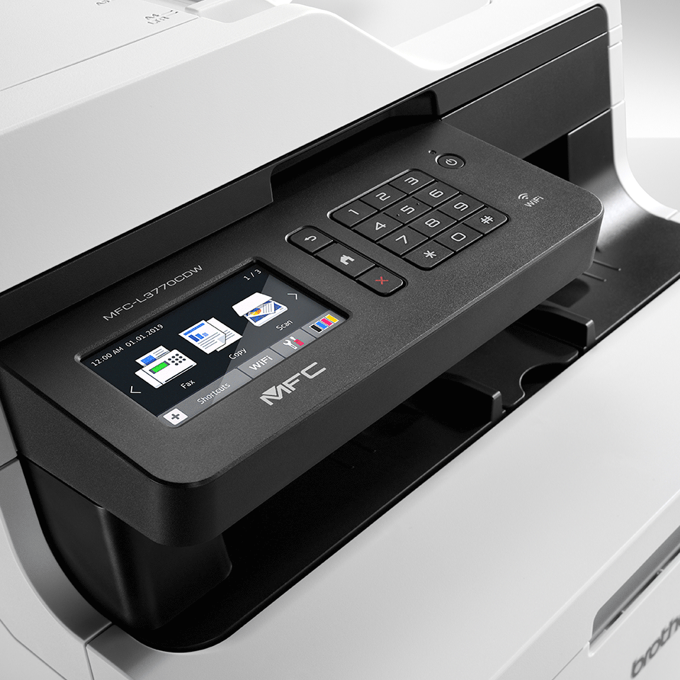 MFC-L3770CDW Colour Wireless LED 4-in-1 Printer 4
