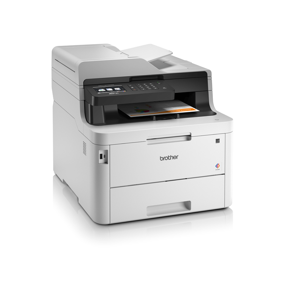 MFC-L3770CDW Colour Wireless LED 4-in-1 Printer 3
