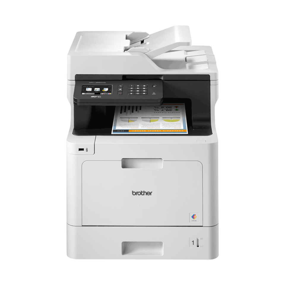 Brother MFC-L8690CDW Colour All-in-One + Duplex and Wireless 4