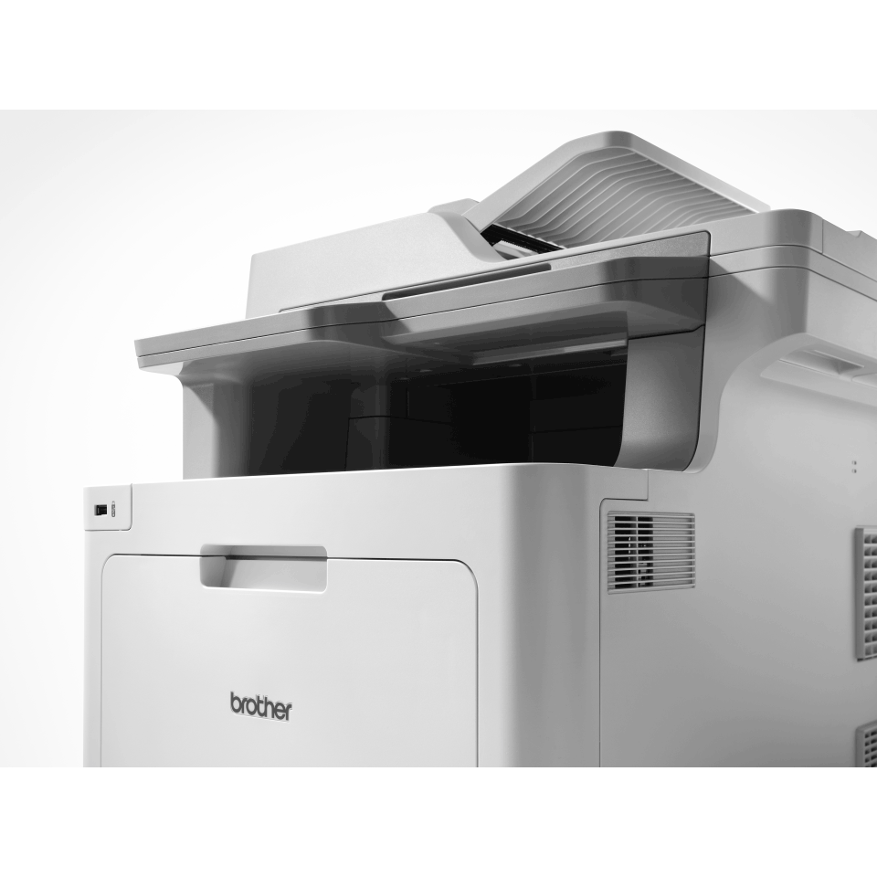 Brother MFC-L9570CDW Colour All-in-One + Duplex and Wireless 4