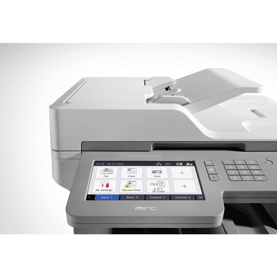 Brother MFC-L9570CDW Colour All-in-One + Duplex and Wireless 5