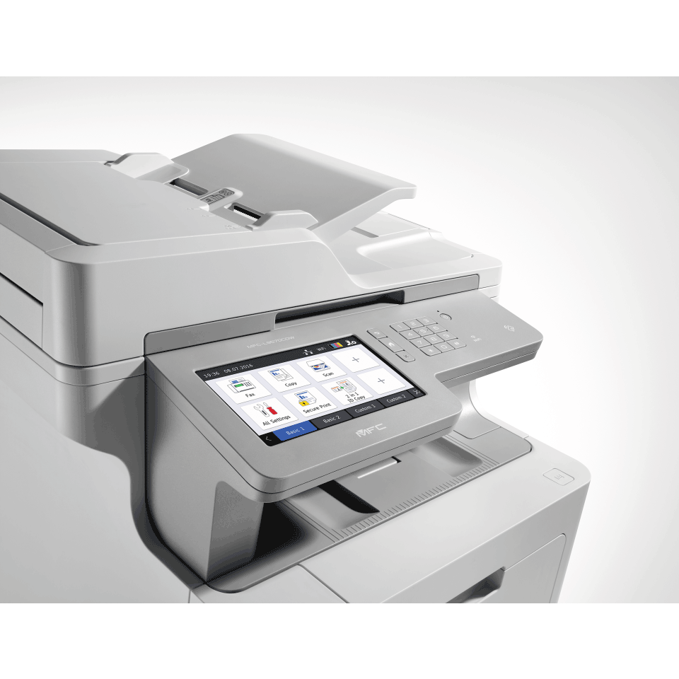Brother MFC-L9570CDW Colour All-in-One + Duplex and Wireless 6