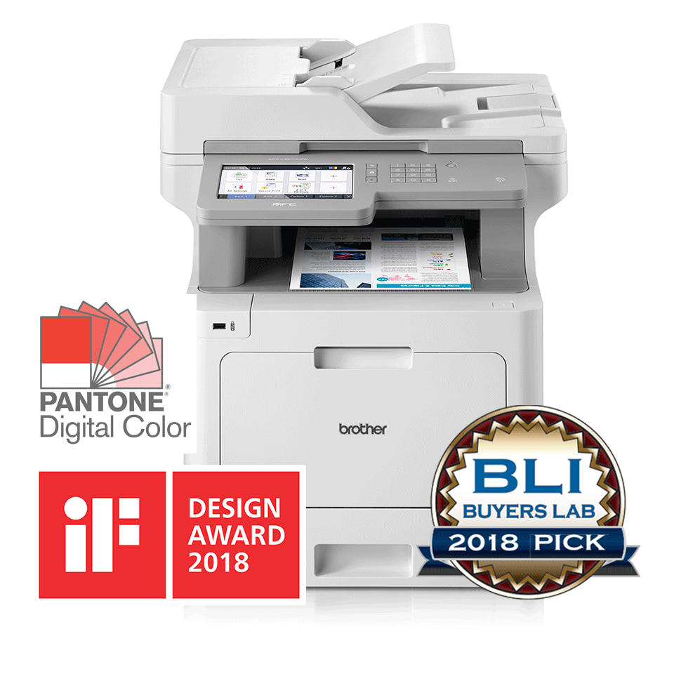 Brother MFC-L9570CDW Colour All-in-One + Duplex and Wireless