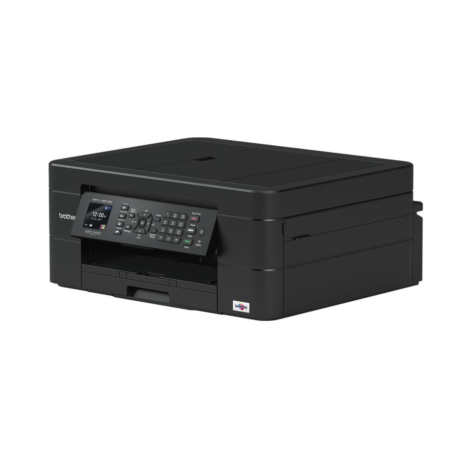 Wireless 4-in-1 Colour Inkjet Printer MFC-J491DW