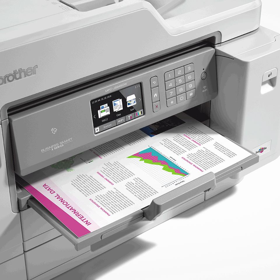 MFC-J5945DW Colour Wireless A3 Inkjet 4-in-1 Printer 5
