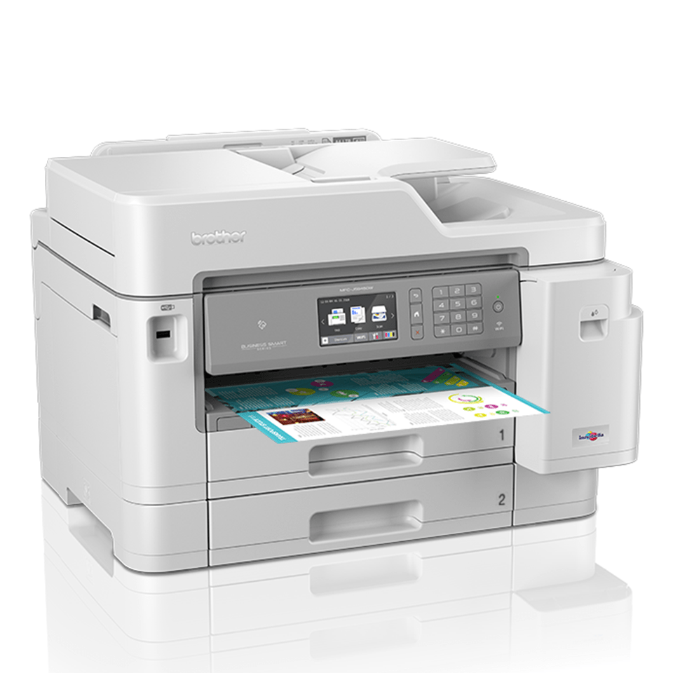 MFC-J5945DW Colour Wireless A3 Inkjet 4-in-1 Printer 3