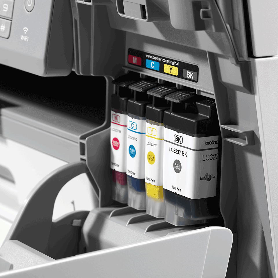 MFC-J6945DW Colour Wireless A3 Inkjet 4-in-1 Printer 5
