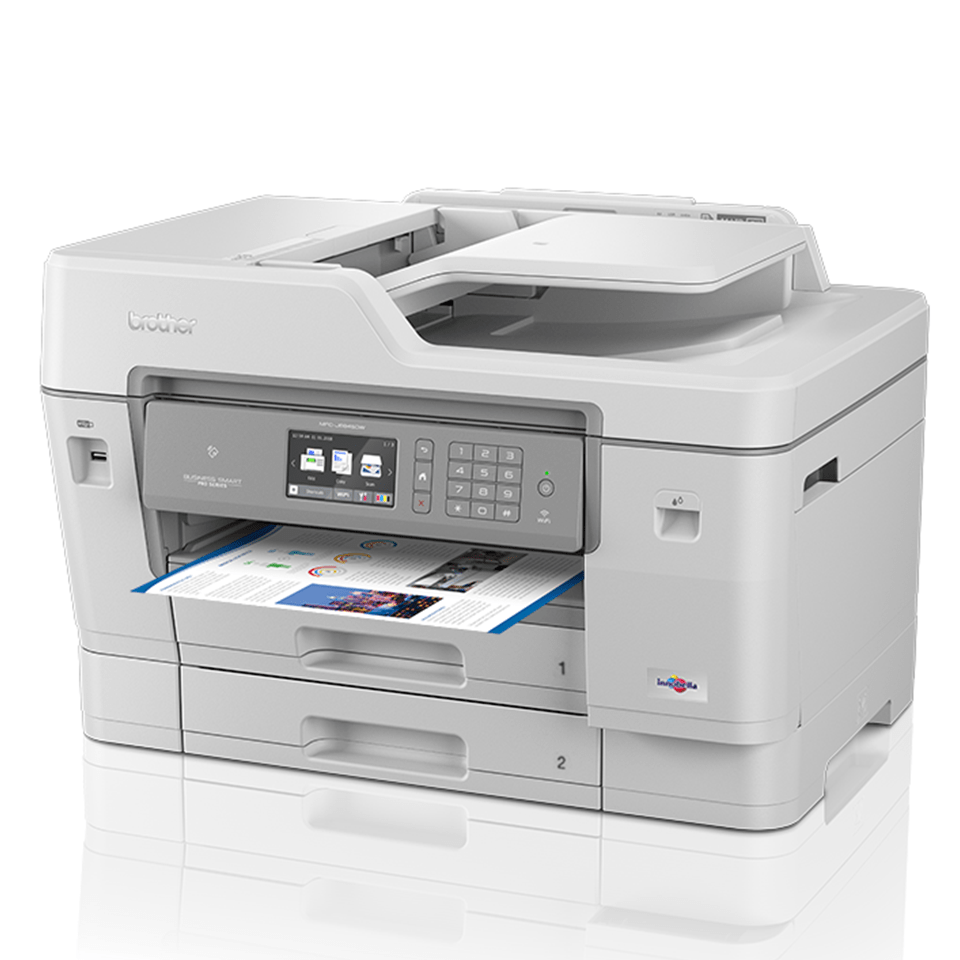 MFC-J6945DW Colour Wireless A3 Inkjet 4-in-1 Printer 2