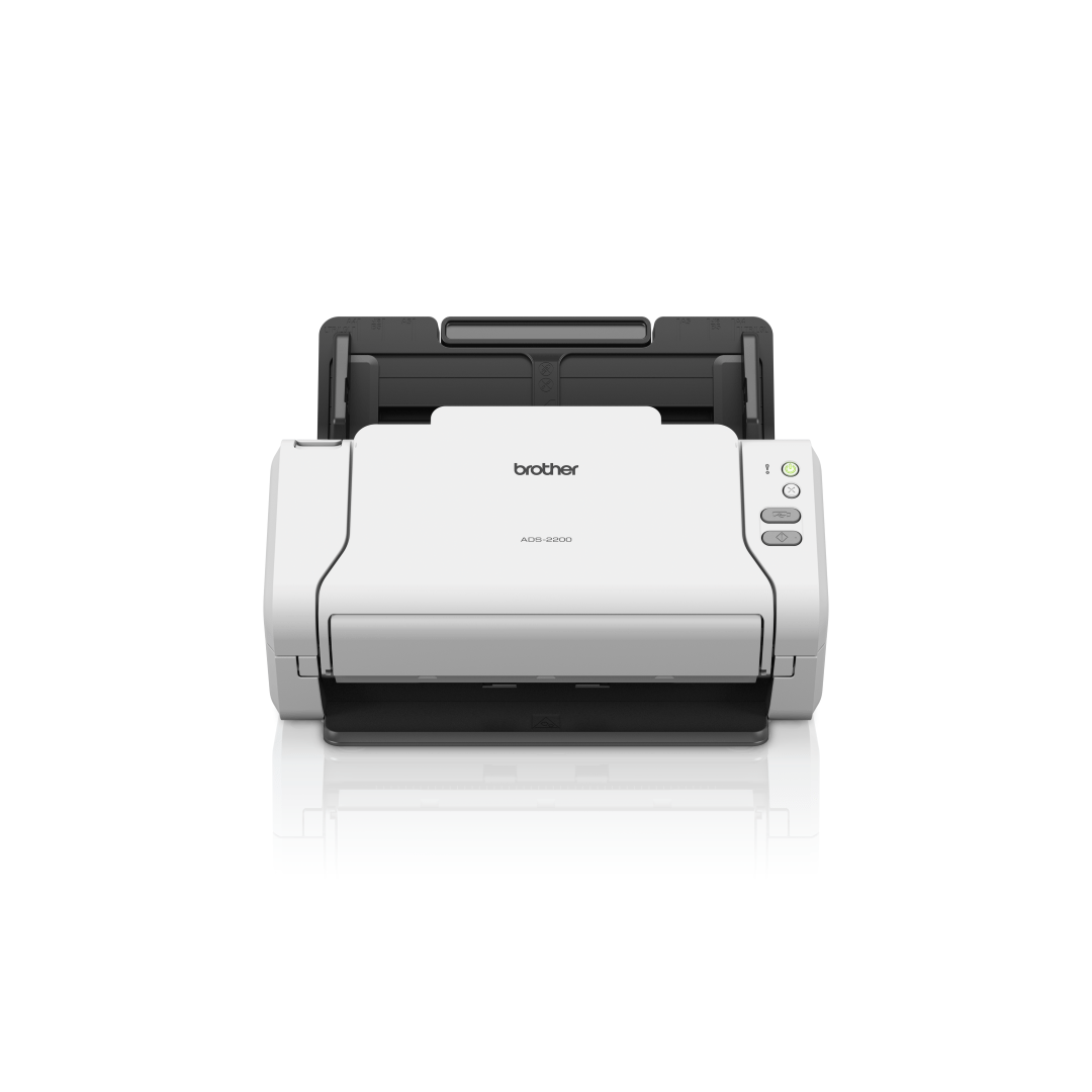 Brother   ADS-2200 desktop document scanner 4