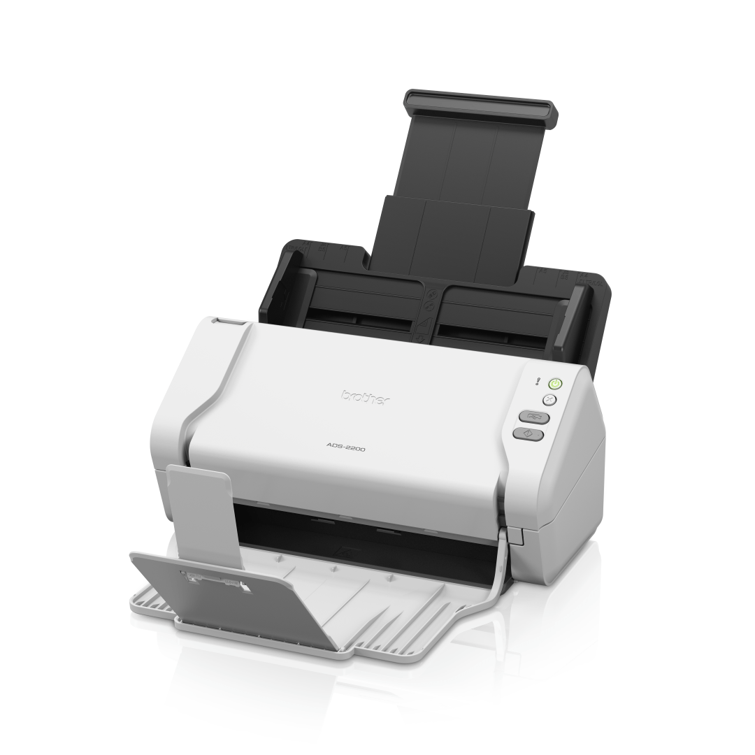 Brother   ADS-2200 desktop document scanner 2