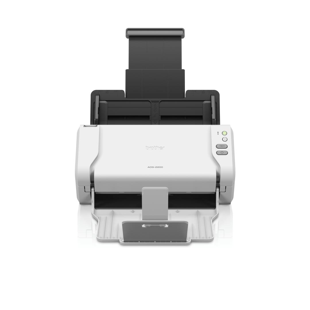 Brother   ADS-2200 desktop document scanner