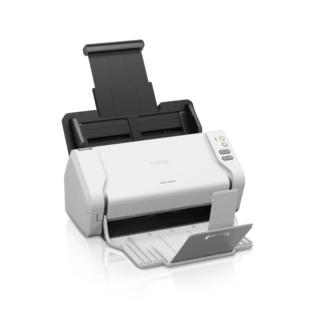 Brother   ADS-2200 desktop document scanner 3