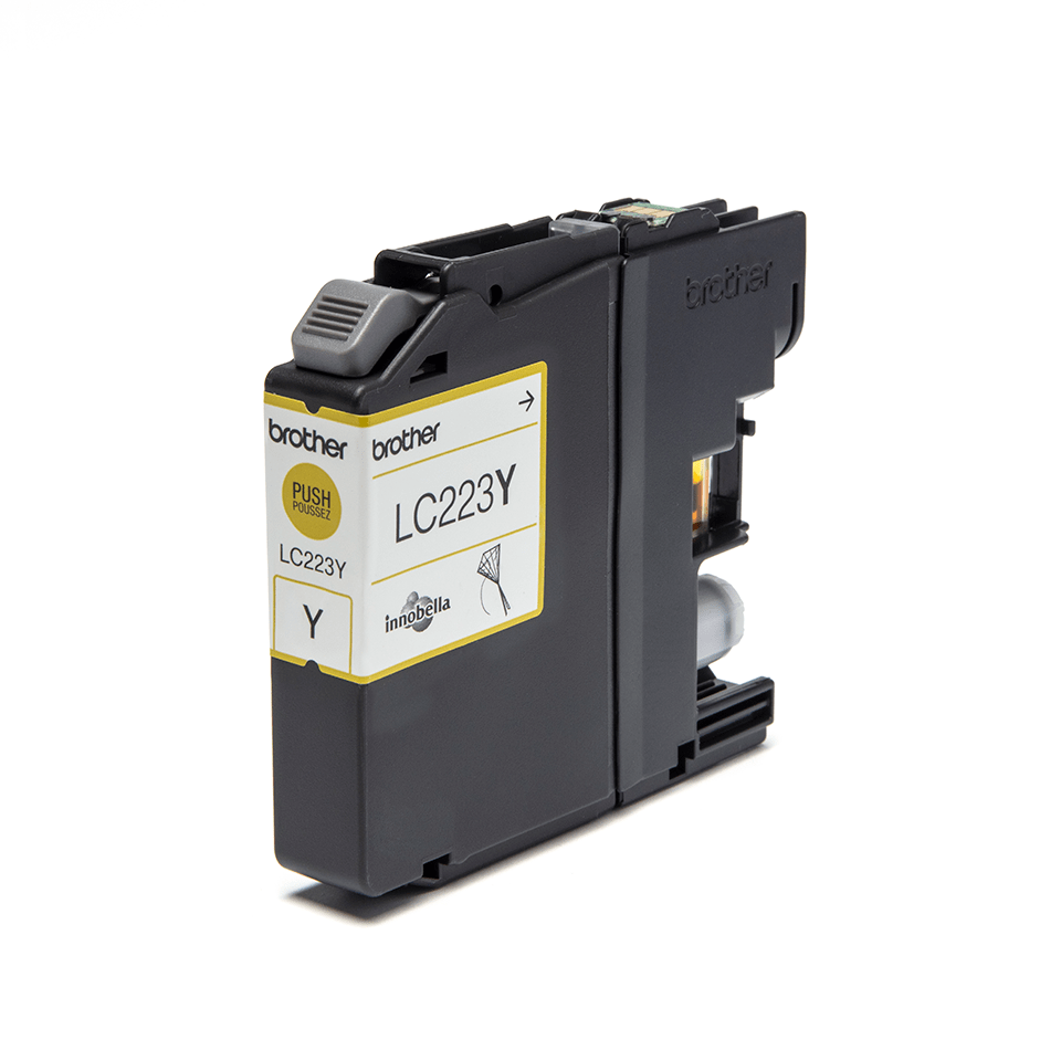 Genuine Brother LC223Y Ink Cartridge – Yellow 2