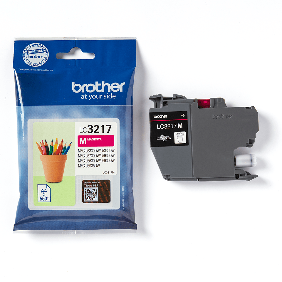 Genuine Brother LC3217M Ink Cartridge – Magenta 3