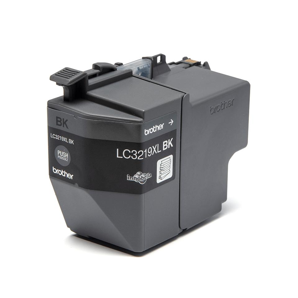 Genuine Brother LC3219XLBK High Yield Ink Cartridge – Black 2