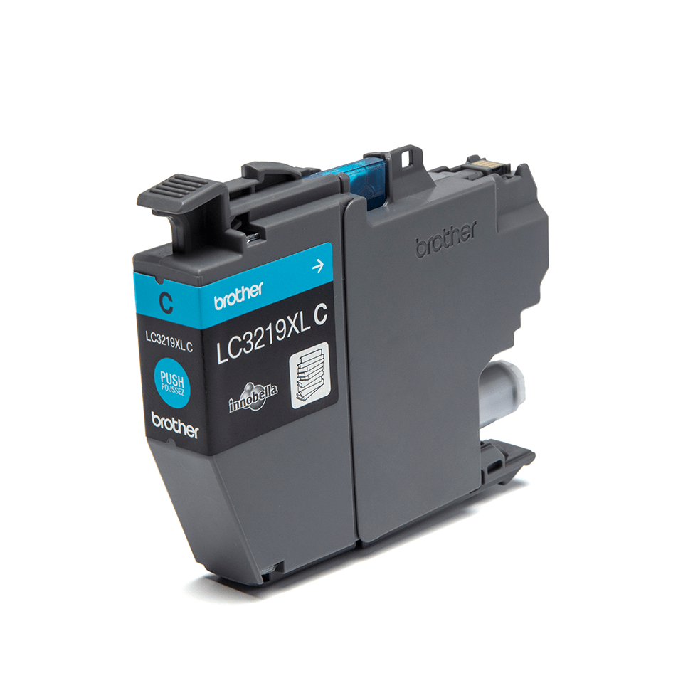 Genuine Brother LC3219XLC Ink Cartridge in Cyan 2