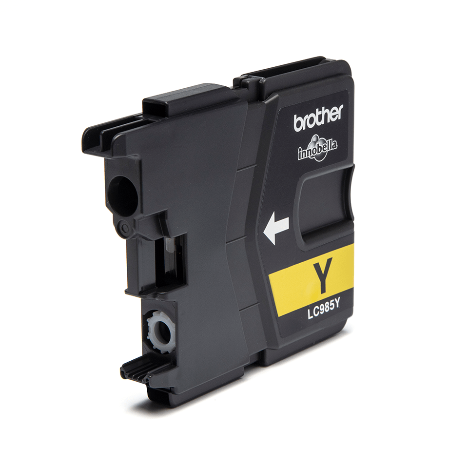 Genuine Brother LC985Y Ink Cartridge – Yellow 2