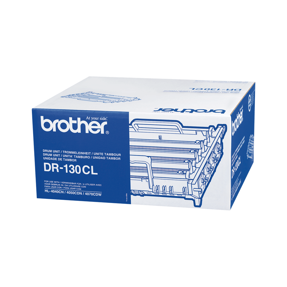 Genuine Brother DR-130CL Drum Unit Pack
