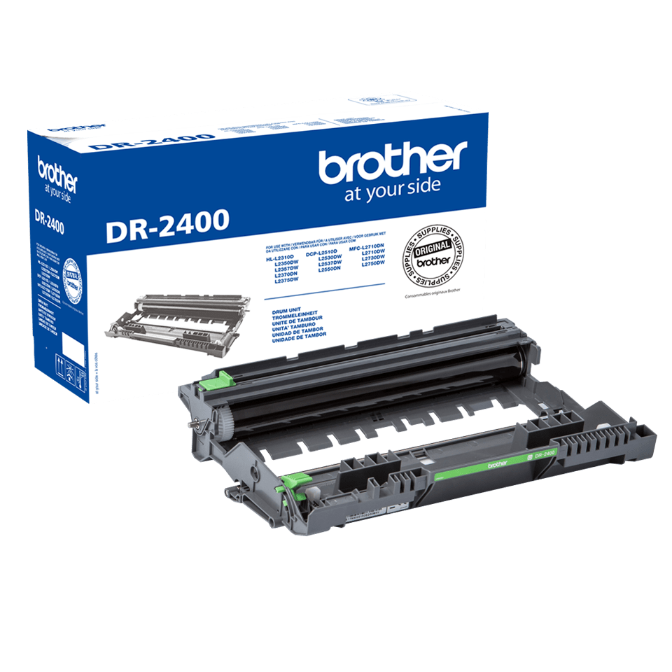 Genuine Brother DR-2400 Replacement Drum Unit 0