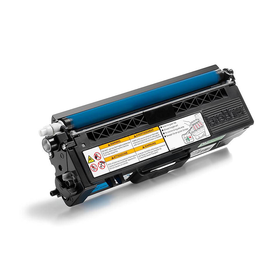 Genuine Brother TN325C Toner Cartridge – Cyan 0